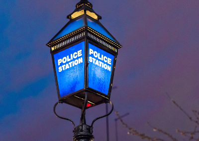 500 police stations