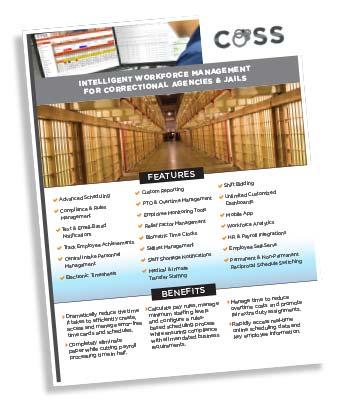 COSS brochure