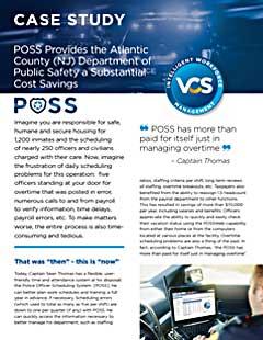 VCS cover POSS case study Atlantic County NJ