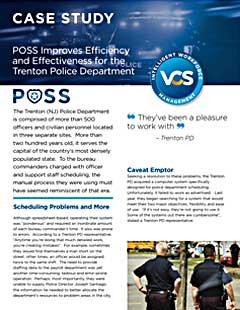 VCS cover POSS case study Trenton NJ