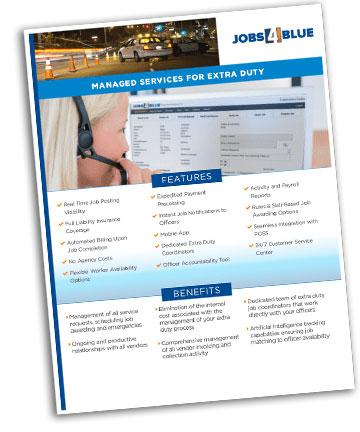brochure jobs4blue extra duty solutions