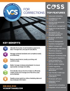 COSS resources cover