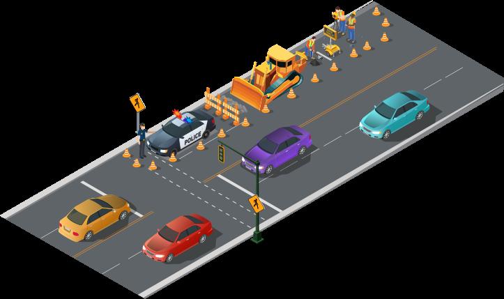 Jobs4Blue road